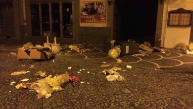 Photo of Pompei alle prese con i vandali, trasformata via Roma in una discarica
