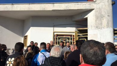 Photo of Castellammare: operai della nettezza urbana in agitazione