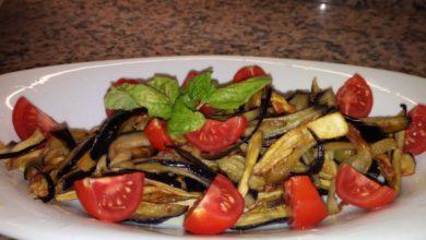 Photo of Teresa presenta: melenzane a funghetto croccanti senza salsa