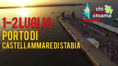 Photo of La nuova edizione del #chiAMAchiama2017 si terrà nei giorni 1-2 Luglio al porto di Stabia