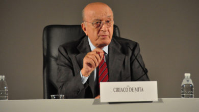 """Photo of De Mita: """" Serve una coalizione Popolare"""""""