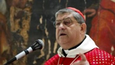 """Photo of Napoli, Cardinale Sepe: """"Malavita? Tumore maligno tra giovani"""""""
