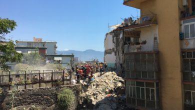 """Photo of Crollo Via Rampa Nunziante, le autopsie: """" Morti durante il sonno per asfissia"""""""