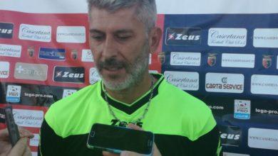 """Photo of Casertana, Scazzola: """"A Trapani per fare risultato"""""""