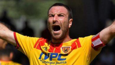 Photo of Benevento, squalifica Lucioni. Il capitano ascoltato dall'antidoping