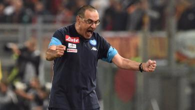 """Photo of Napoli, Sarri elogia la squadra: """"Grandissima reazione"""""""
