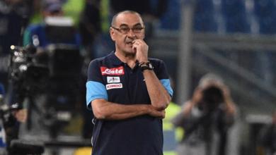 Photo of Serie A, Sarri out le prime due giornate: il tecnico salterà la sfida contro il Napoli