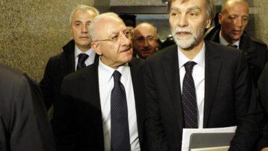 Photo of Fincantieri. De Luca chiede incontro a Delrio per Castellammare