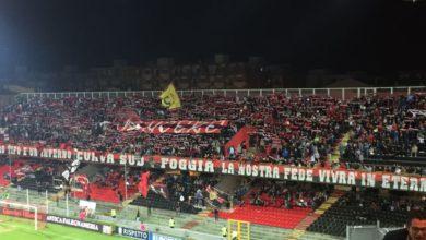 """Photo of Prima vittoria casalinga allo """"Zaccheria"""": il Foggia si rialza contro il Perugia"""