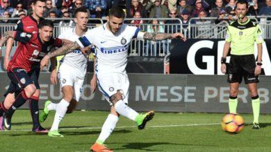 Photo of L'Inter travolge il Cagliari e vola in testa al campionato