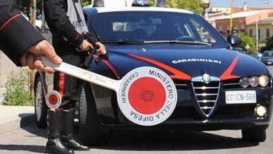 Photo of Caserta. Non si ferma all'alt e aggredisce carabiniere: arrestato 27enne