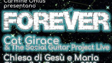 Photo of Castellammare. Cat Girace & The Social Guitar Project in concerto il 4 gennaio