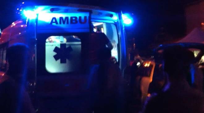 Matera : Scontro frontale, 4 morti sulla ss Basentana