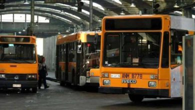 Photo of Maltempo Napoli, termina la nevicata ma restano disagi per i trasporti