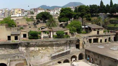 Photo of Coronavirus, campagna #IoLeggoaCasa: protagonista il parco Archeologico di Ercolano