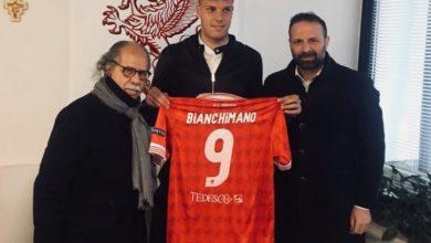 Photo of Reggina, ufficiale la cessione di Bianchimano al Perugia