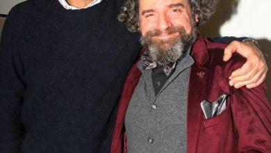 Photo of Gigi Misefari, l'attore reggino e il Sindaco di Amatrice uniti per solidarietà