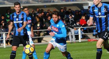 Photo of Napoli, vittoria di misura. Azzurri soffrono, ma è 0-1 all'Atalanta