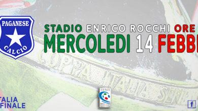 Photo of Coppa Italia Serie C, Viterbese-Paganese in campo il 14 febbraio