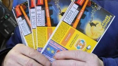 Photo of Lotteria Italia, peggior dato della storia: pochi i biglietti venduti