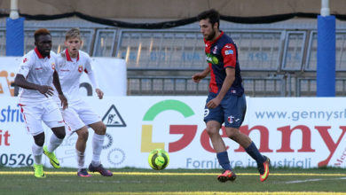 Photo of Serie C. Juve Stabia, arriva l'attaccante Sorrentino