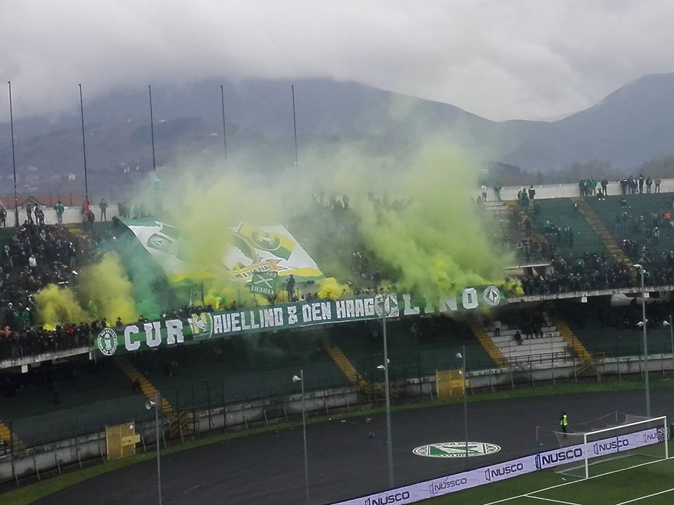 Photo of Avellino – Spezia: Partenio-Lombardi sold out