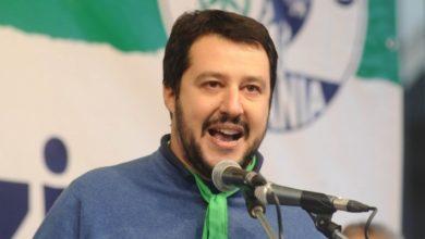 """Photo of Salvini: """"Mai al governo con Boldrini, M5S, Gentiloni, Renzi. Eleggere parlamentari in tutta Italia coronamento di un sogno"""""""