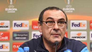 """Photo of Sarri: """"Abbiamo dato una grande risposta, paghiamo gli errori dell'andata"""""""