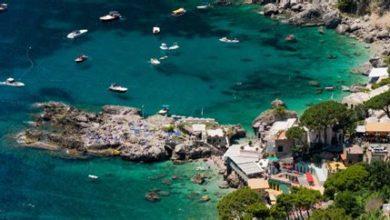 Photo of Capri. Marina Piccola al decimo posto tra le spiagge più esclusive d'Italia