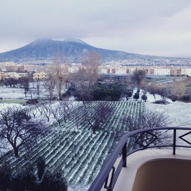 Photo of Maltempo. Domani previste nevicate anche a Napoli