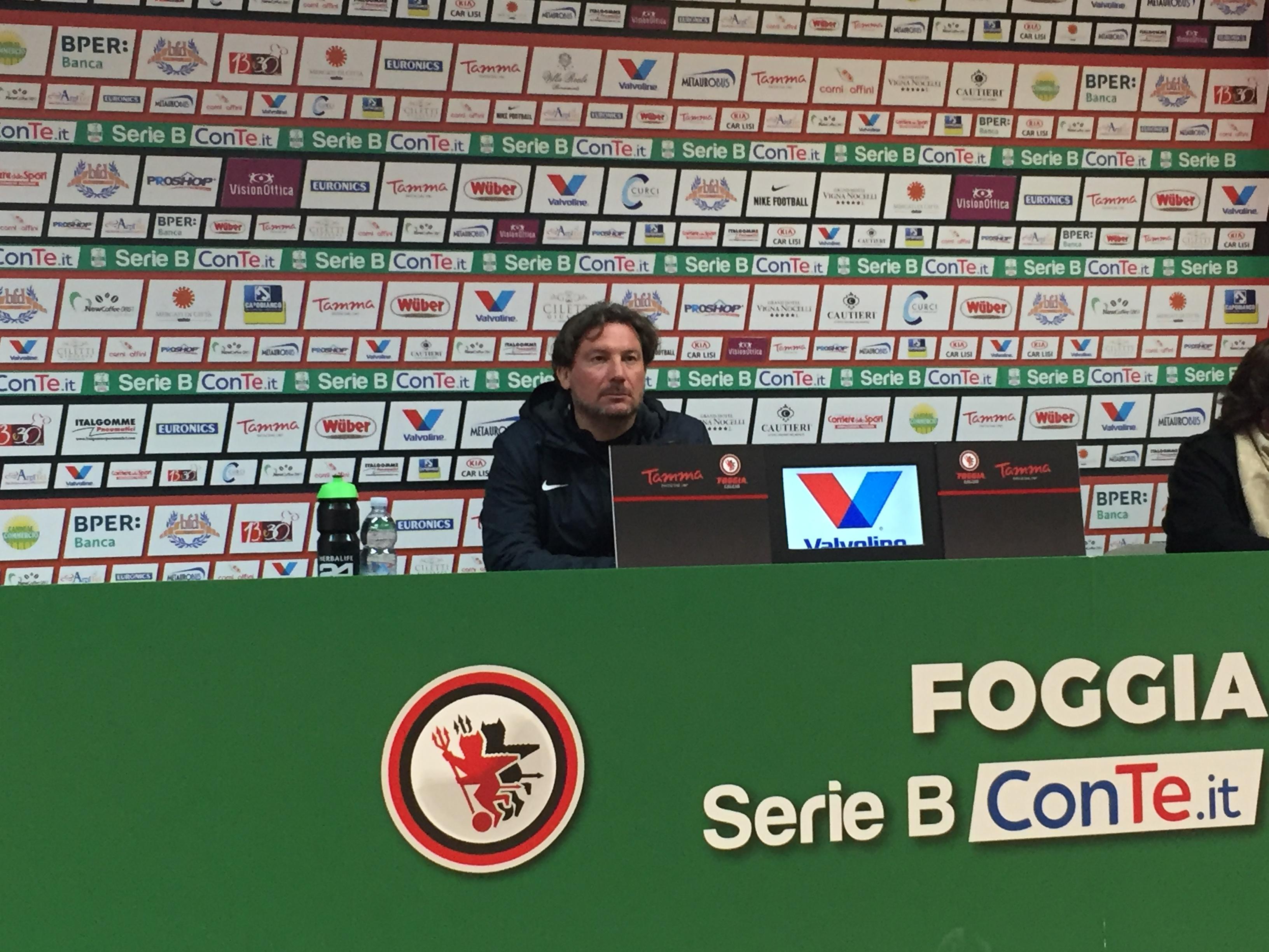 Serie B: il Foggia vince all'ultimo minuto, battuto il Cesena