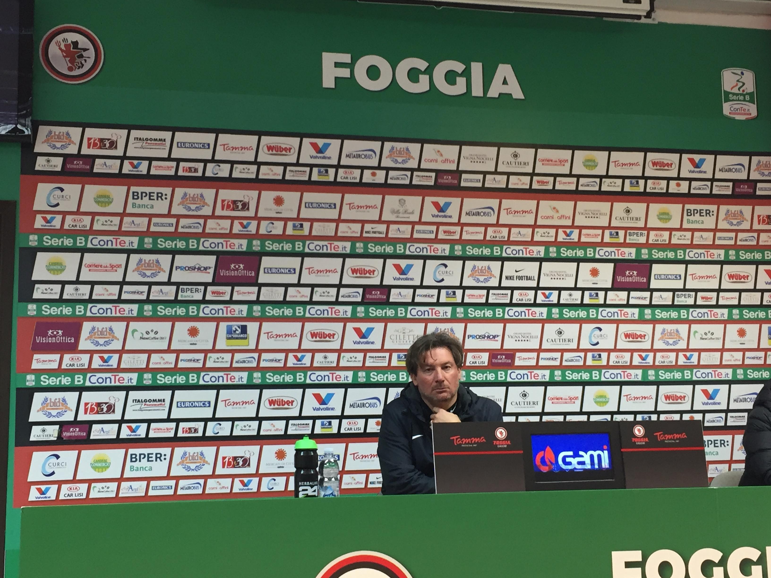 Photo of Foggia, Stroppa: ''Contro l'Empoli non è una missione impossibile. Avremo il rispetto ma anche la sfacciataggine di chi vuole vincere''