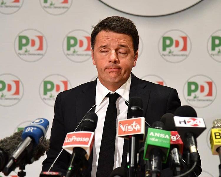 """Photo of Elezioni. Renzi si dimette, diciamo tre no: """"No ad incuci, No ai caminetti, No estremismi"""""""