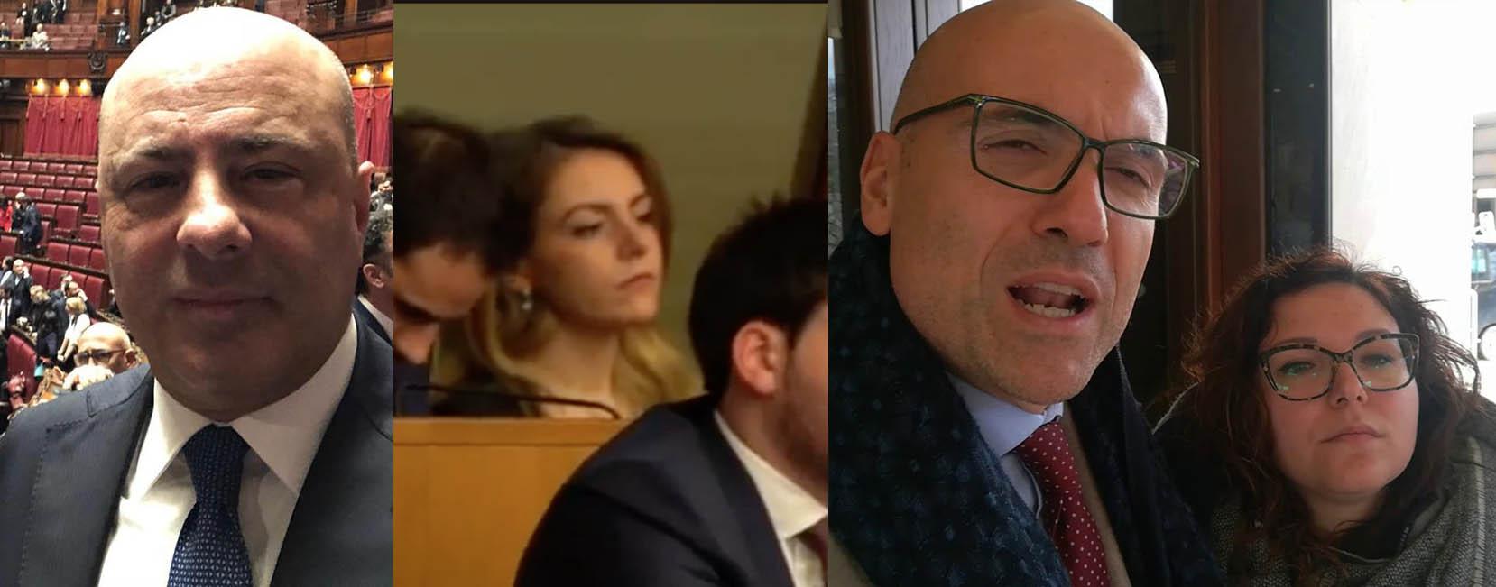 """Photo of Roma. """"Primi giorni di scuola"""" per quattro deputati stabiesi"""