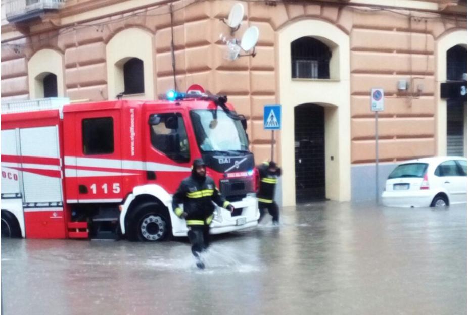 """Photo of Allagamenti Castellammare, il M5S: """"Per colpa di errori si rischia una tragedia"""""""