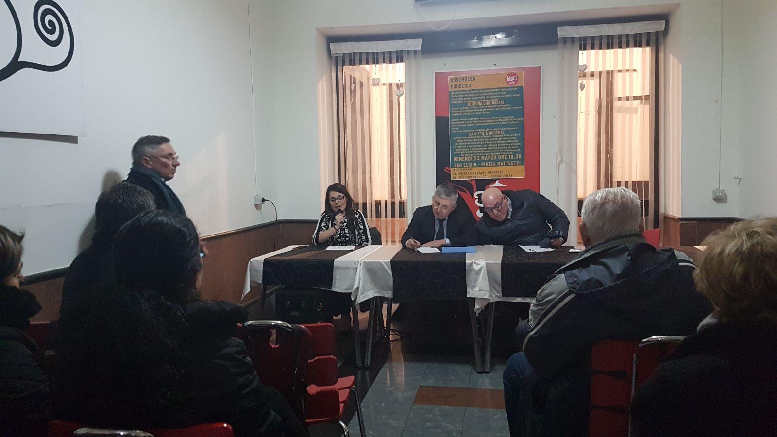 """Photo of Amministrative, Castellammare. Leu: """"Mettiamo al centro la città"""""""
