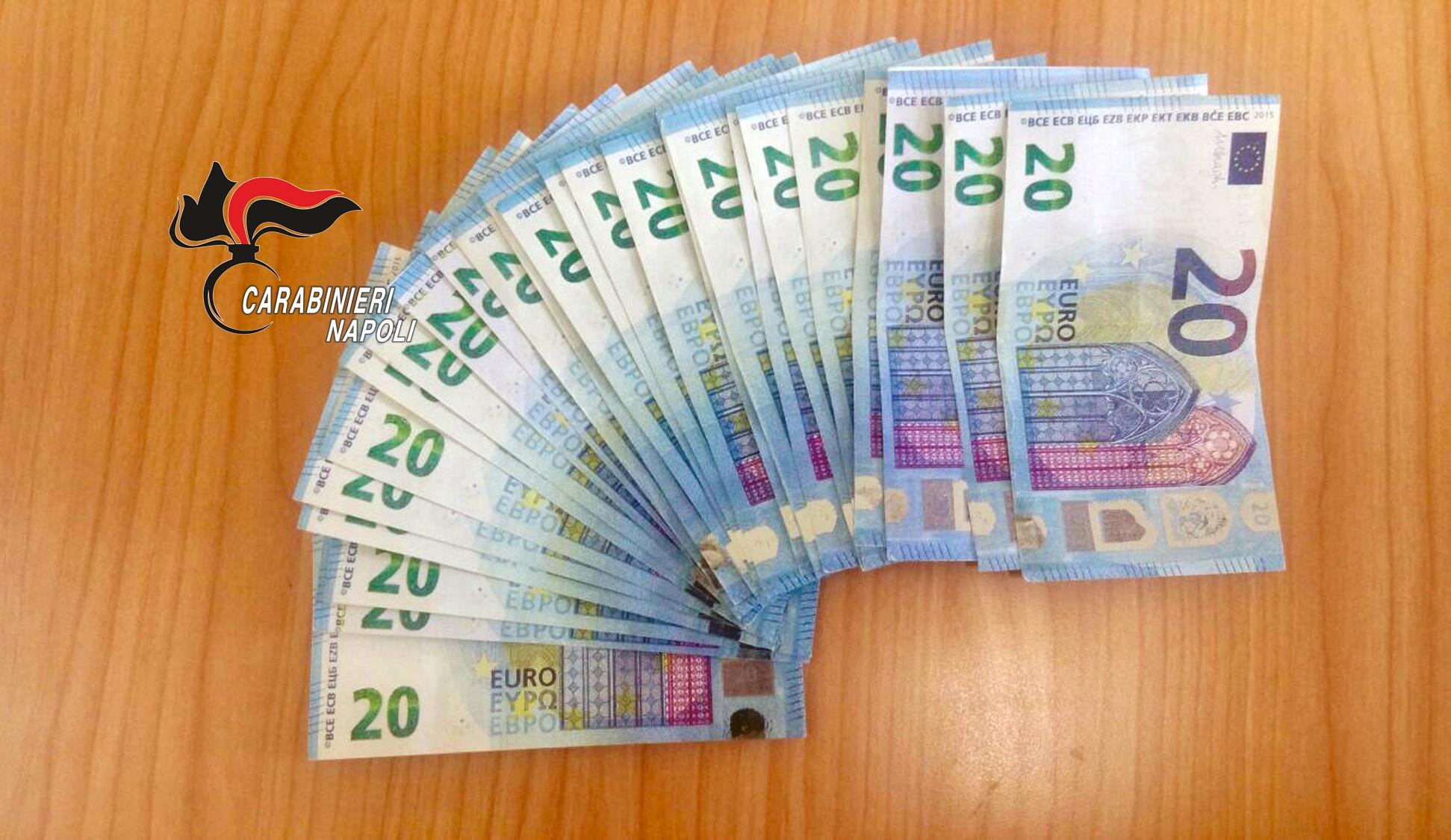 Photo of Nel tre ruote rubato con soldi falsi: in manette 37enne