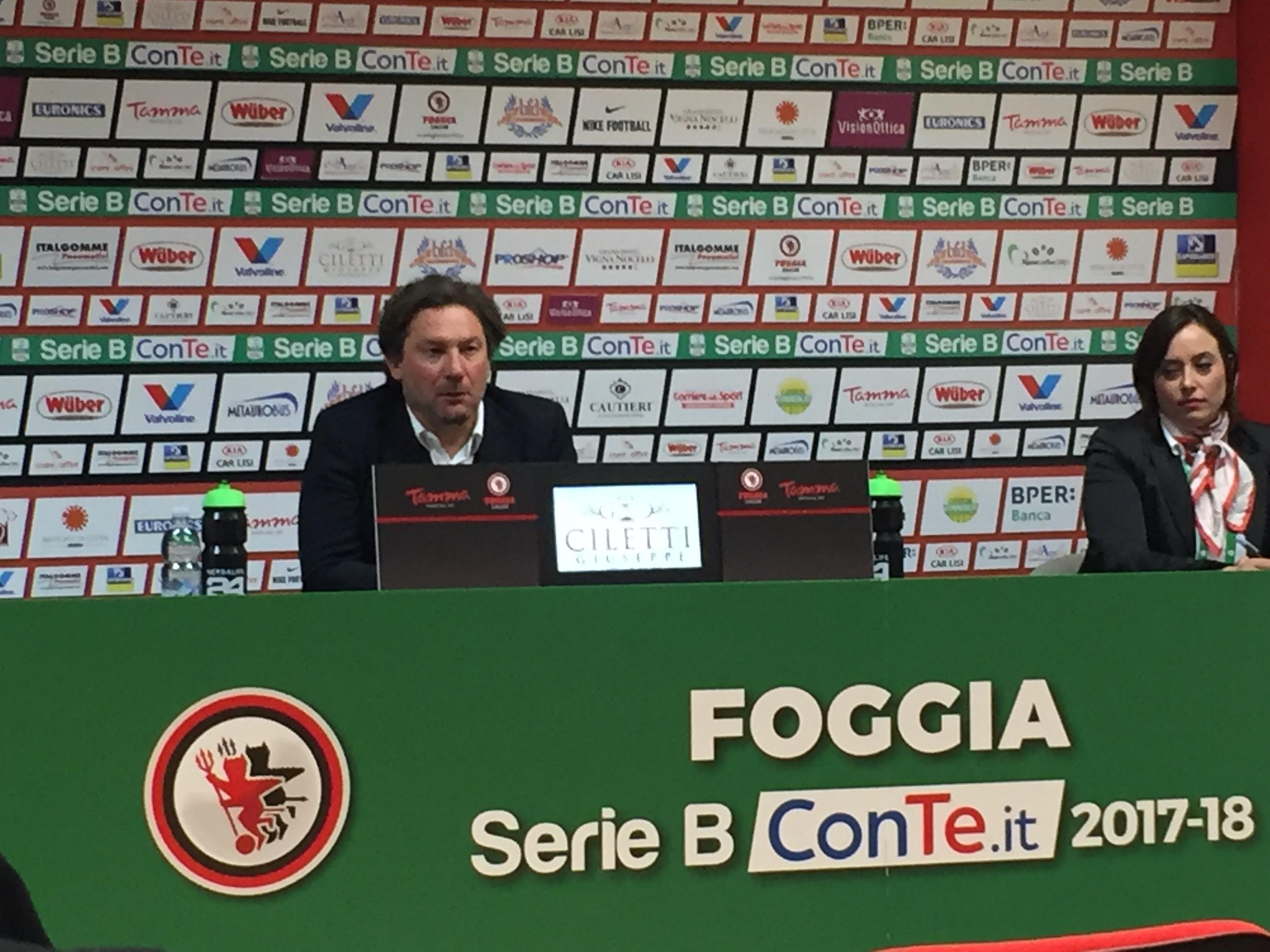 """Photo of Foggia, Stroppa: """"Discorso salvezza archiviato. Siamo a 49 punti, prossimo obiettivo 52. Bisognerà giocare ogni partita come se fosse una finale"""""""