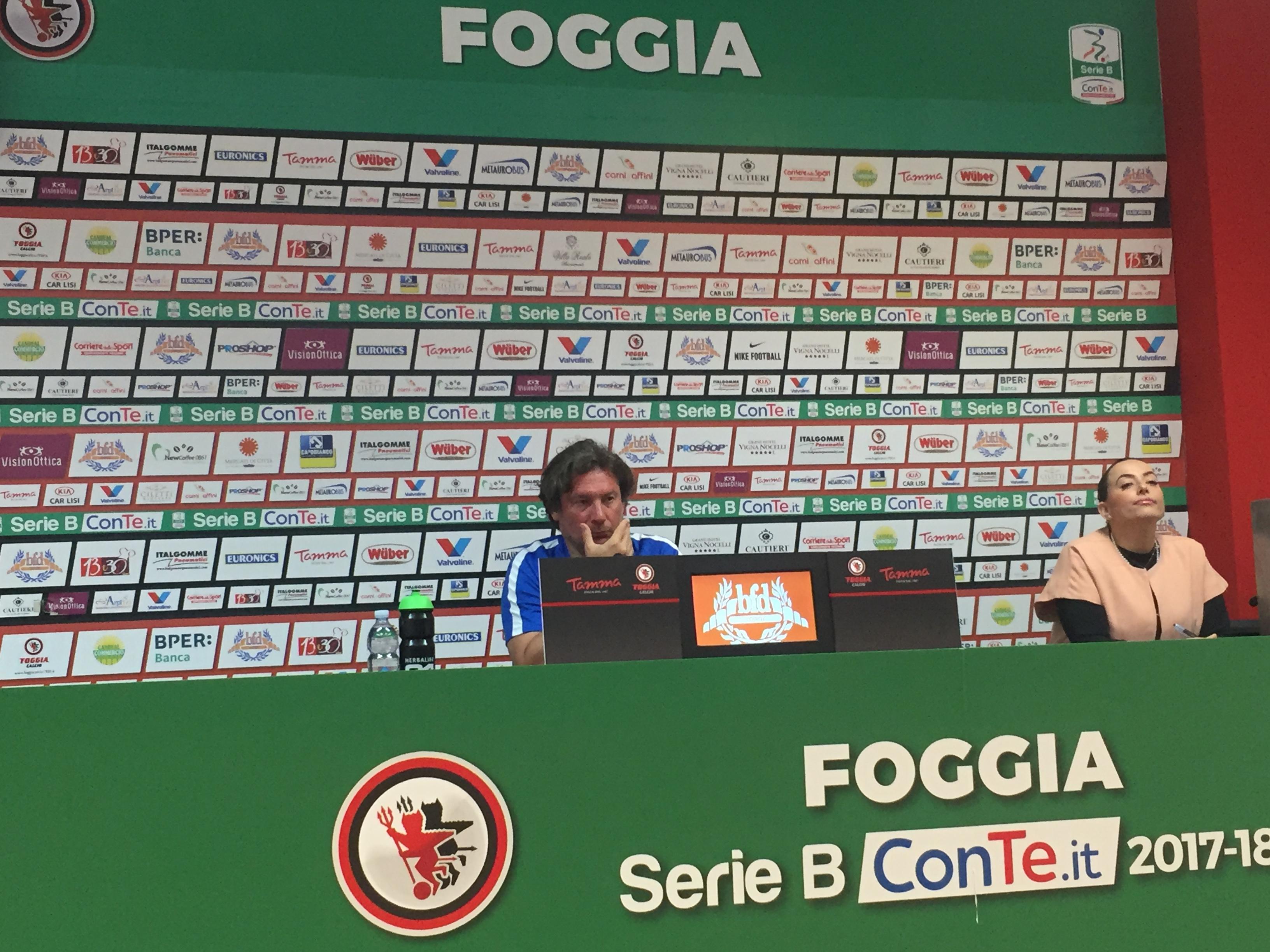 """Photo of Foggia, Stroppa: """"Abbiamo 12 punti a disposizione e se c'è anche solo una possibilità io me la gioco fino alla morte"""""""
