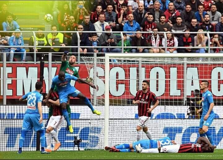 Milan-Napoli 0-0, Sarri: