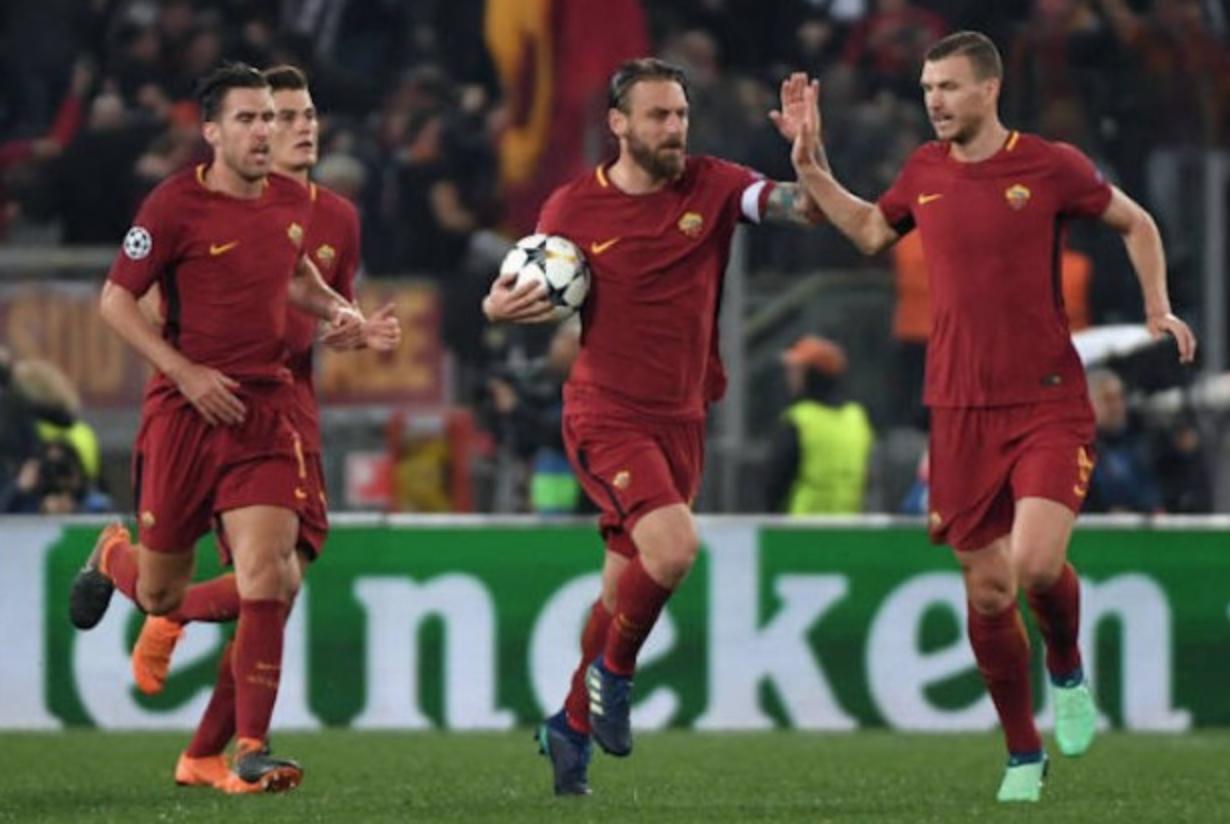 La Roma in semifinale di Champions League vale 80 milioni