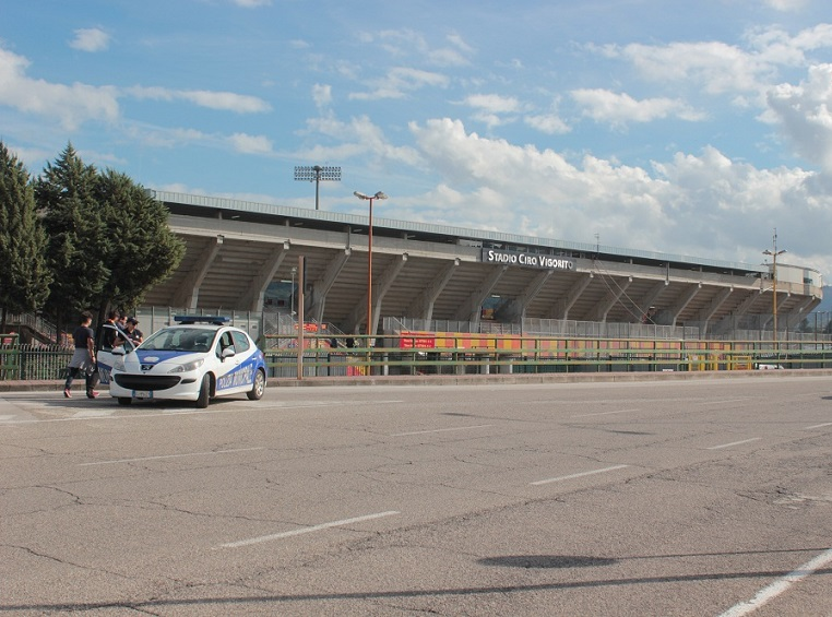 Photo of Benevento, sopralluogo commissione Fisu allo stadio Vigorito in vista delle Universiadi