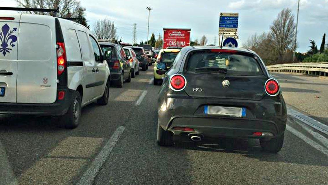 Incidente stradale sull'A1 a Pontecorvo, muore 53enne di Roma