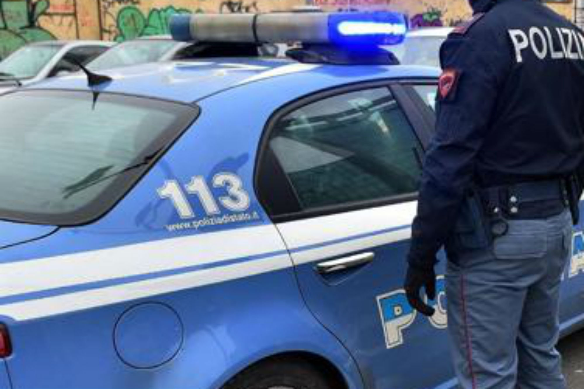 Photo of Padre violento arrestato a Portici