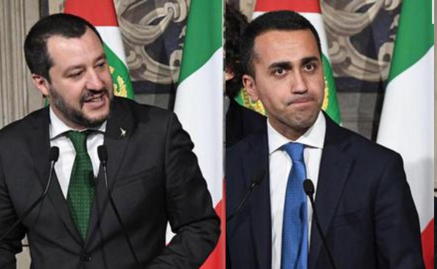 """Photo of Cannabis, Di Maio: """"Salvini cerca di coprire il caso Siri. La sua direttiva non chiude gli shop"""""""