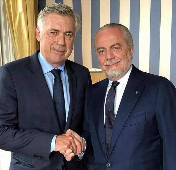 """Photo of Napoli, Ancelotti: """"Sono felicissimo di essere qui, alleno una squadra importante"""""""