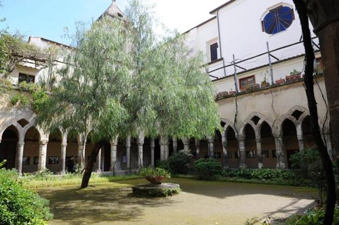 Sorrento vieta matrimonio gay nel Chiostro di San Francesco