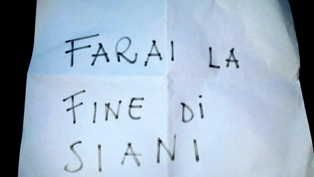 """Photo of Torre Annunziata. """"Farai la fine di Siani"""" la minaccia al giornalista Salvatore Sparavigna"""