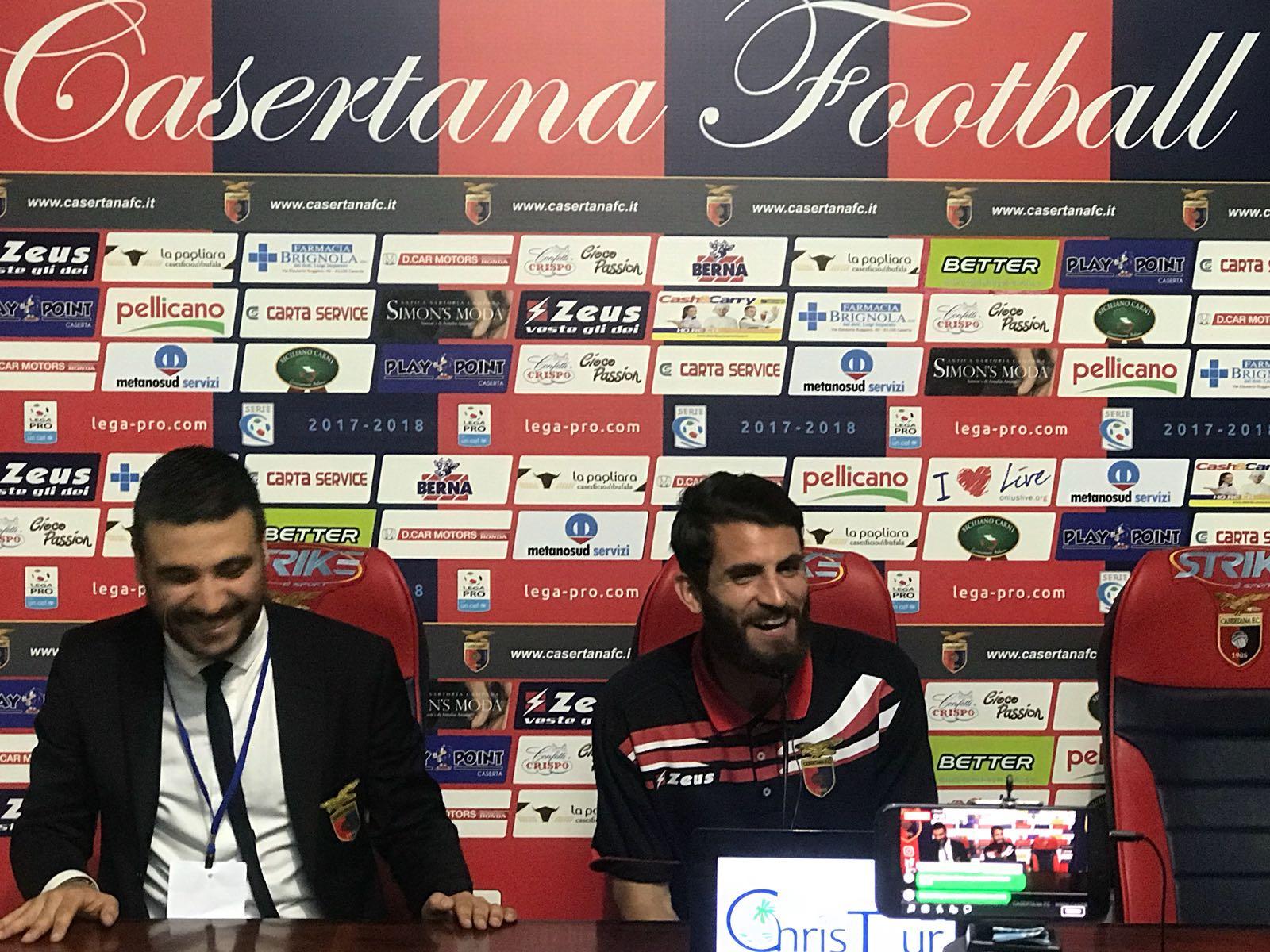 Photo of Casertana, Pinna ceduto a titolo definitivo al Catanzaro