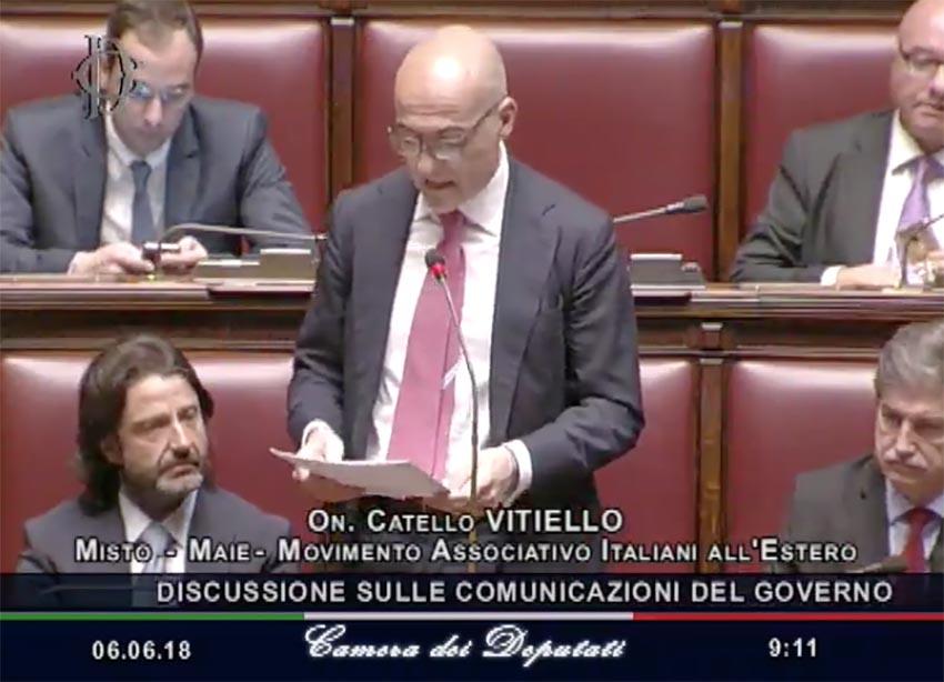 Photo of Fiducia al Governo Conte, l'intervento di Lello Vitiello (VIDEO)